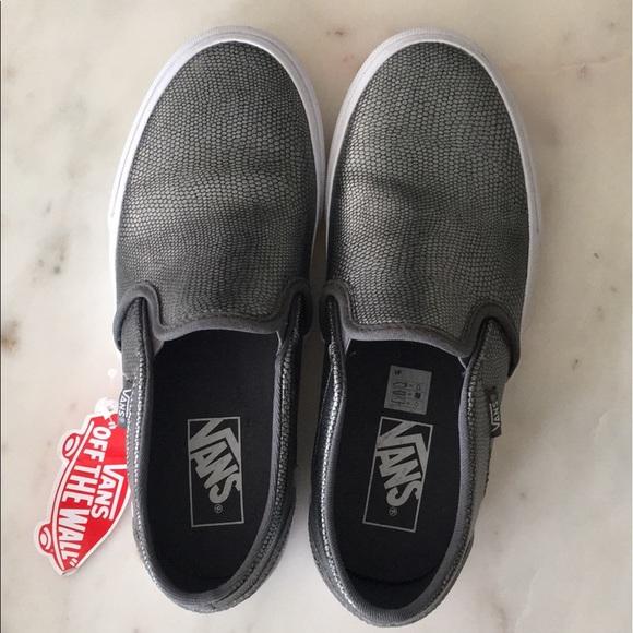 3406d0c5b69e VANS slip on women s sneakers